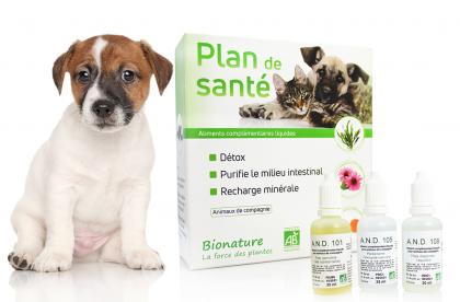 Bionature plan santé chien et chat