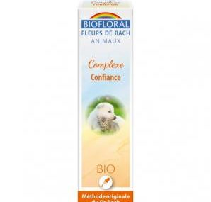 COMPLEXE FLEURS DE BACH ANIMAUX CONFIANCE
