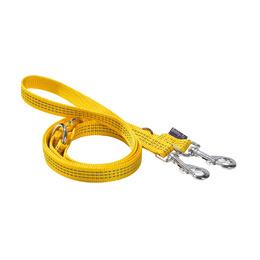 laisse 3p safe bobby chien jaune