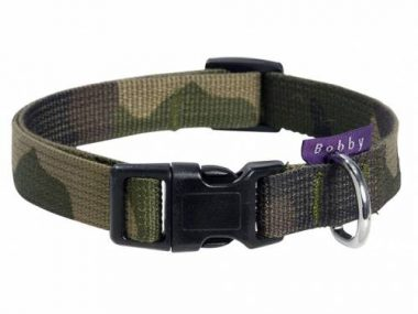 chiens-bobby-collier-chien-camouflage