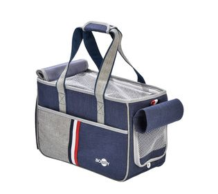 sac frenchy transport chien et chat