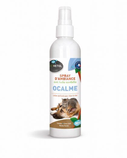 Spray apaisement o'calme chiens et chats