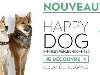NOUVEAUTES HAPPY DOG bobby canifrance