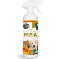 destructeur urine chien 750ml