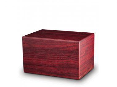 urne funéraire pour animaux en bois mdf naturelle
