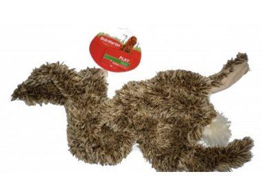 jouet pour chien peluche lapin Bob Martin taille M